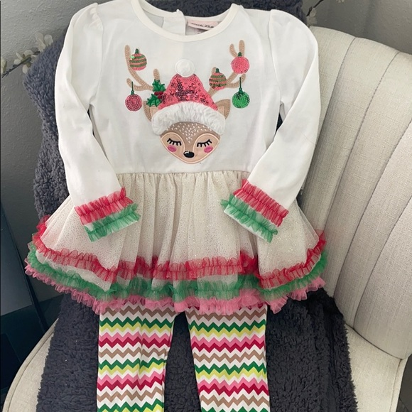 Christmas motif set
